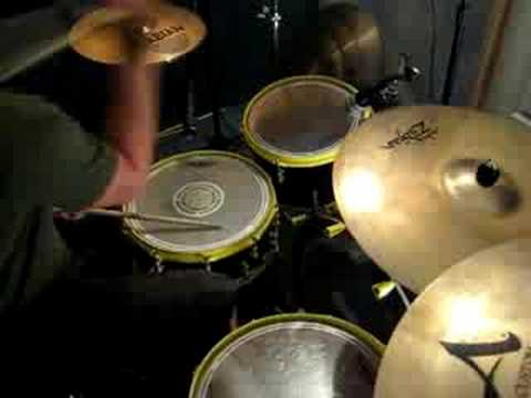 Skyway Avenue Drum Cover