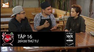 Bếp Chiến || Tập 16: Alain Nghĩa, Tấm Gil Lê và cô giáo Duy Khánh chơi đếm số bá đạo