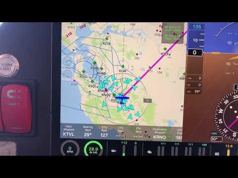 FlightView: Waypoint And Destination Briefing