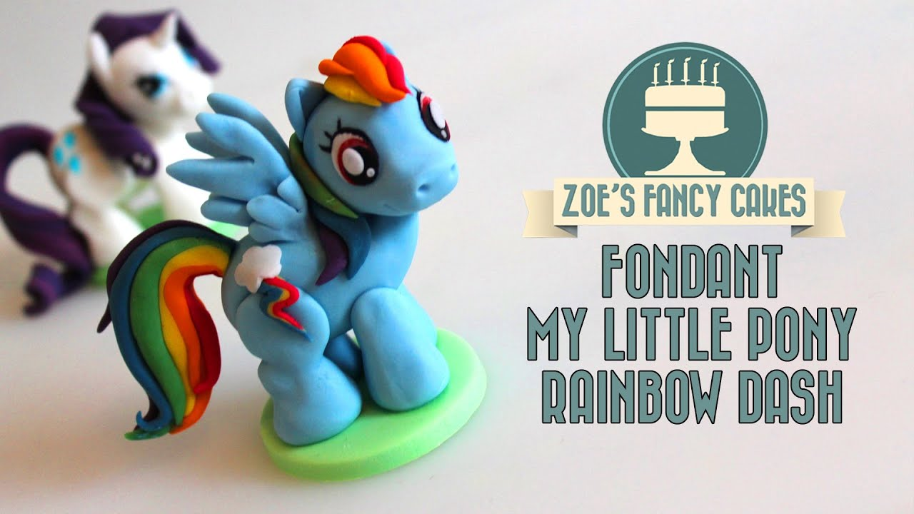Mlp Cake Toppers