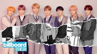 BTS Voted Person of the Year in 'Time' Reader's Poll | Billboard News