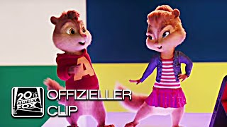 Alvin und die Chipmunks: Road Chip | Juicy Wiggle | Clip Deutsch HD German
