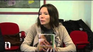 TV Internet 1 - Ascoli Piceno: la scrittrice Simona Sparaco ricevuta in Provincia