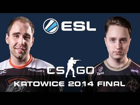 Virtus.pro vs. NiP Gaming - Grand Final - EMS One Katowice 2014 - CS:GO
