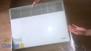 Экономный электрический конвектор обзор и распаковка