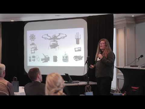 2019 Regional Drone Summit | Trent Siggard, Drones In Videography
