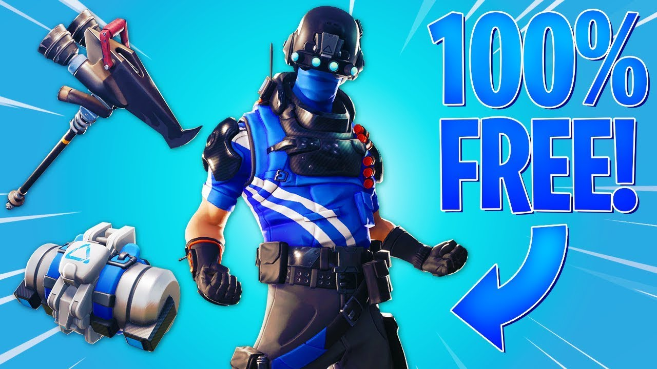 How to Unlock *FREE SKIN* in Fortnite Battle Royale! (Free ...