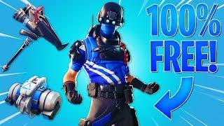 How to Unlock *FREE SKIN* in Fortnite Battle Royale! (Free Fortnite Skin)