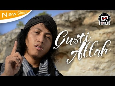 GUSTI ALLAH Gafarock Album Religi [ Official Music Video ]
