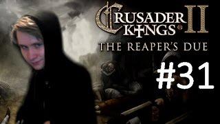 CK2 Reaper's Due - Immortal Cannibal - Part 31: The Black Death
