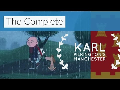 The Complete Karl Pilkington's Manchester  (A Compilation with Ricky Gervais & Steve Merchant)