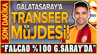 """Kolombiya Efsanesi Transferi Açıkladı! """"Falca"""