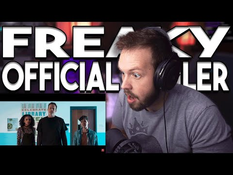 "Newova REACTS To ""FREAKY – Official Trailer (HD)"" !!"