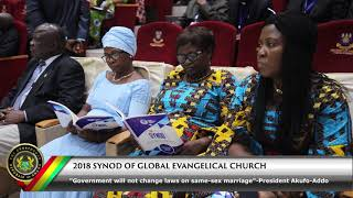 2018 Synod of the Global Evangelical Church