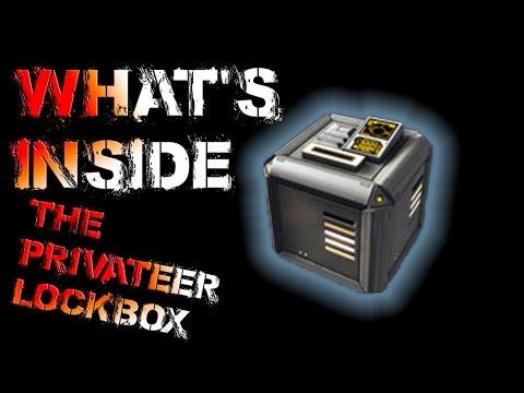 What's inside the Privateer Lock Box – Star Trek Online