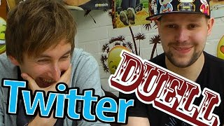 TWITTER DUELL ! Die ersten tweets der YOUTUBER!!!!
