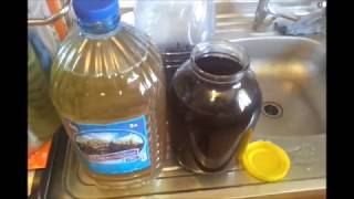 Ароматная водка из винограда в домашних условиях