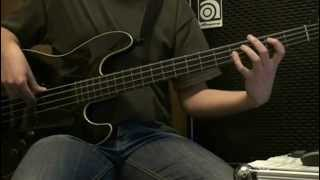 Reggae Bass Lines 1 (with tab & backing track)