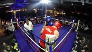 Ultra White Collar Boxing Doncaster | Neil Mcdonnell VS Callum Barrass