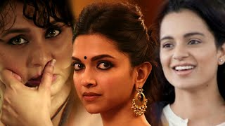 Best female centric films of bollywood | deepika padukone, kangana, alia bhatt & rani
