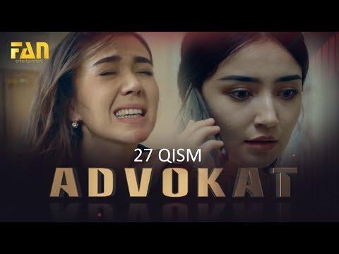 Advokat Seriali (27 Qism) | Адвокат сериали (27 қисм)
