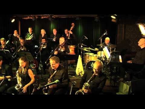 Sonic Blast Big Band live at Wilhelmina's Eindhoven - Kong's Garden