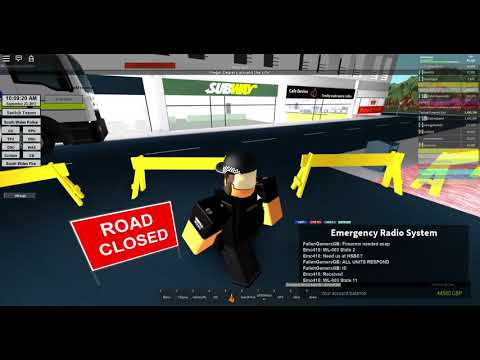 ROBLOX: South Wales Police (Officer #9) Bomb Squad