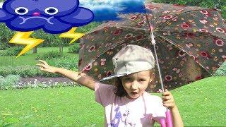 Rain, Rain Go Away song Nursery Rhymes by UT kids