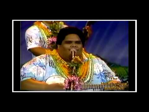 "The Makaha Sons of Ni'ihau - Island music island hearts ""I'll Remember You"" - マカハ·サンズ"