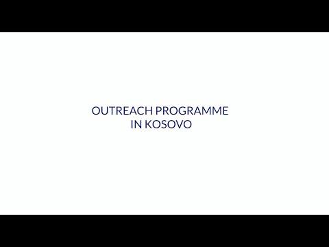 Outreach Programme in Kosovo