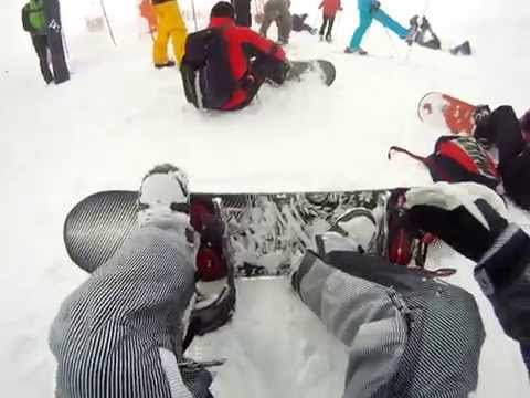 #3 snowboard nicolosi