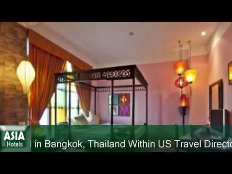 Shanghai Mansion Bangkok - Bangkok Hotels, Thailand