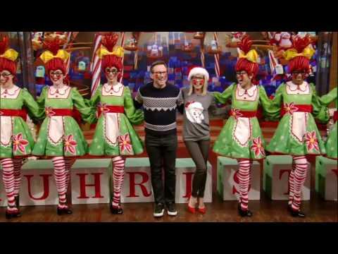 Radio City Rockettes Perform on LIVE