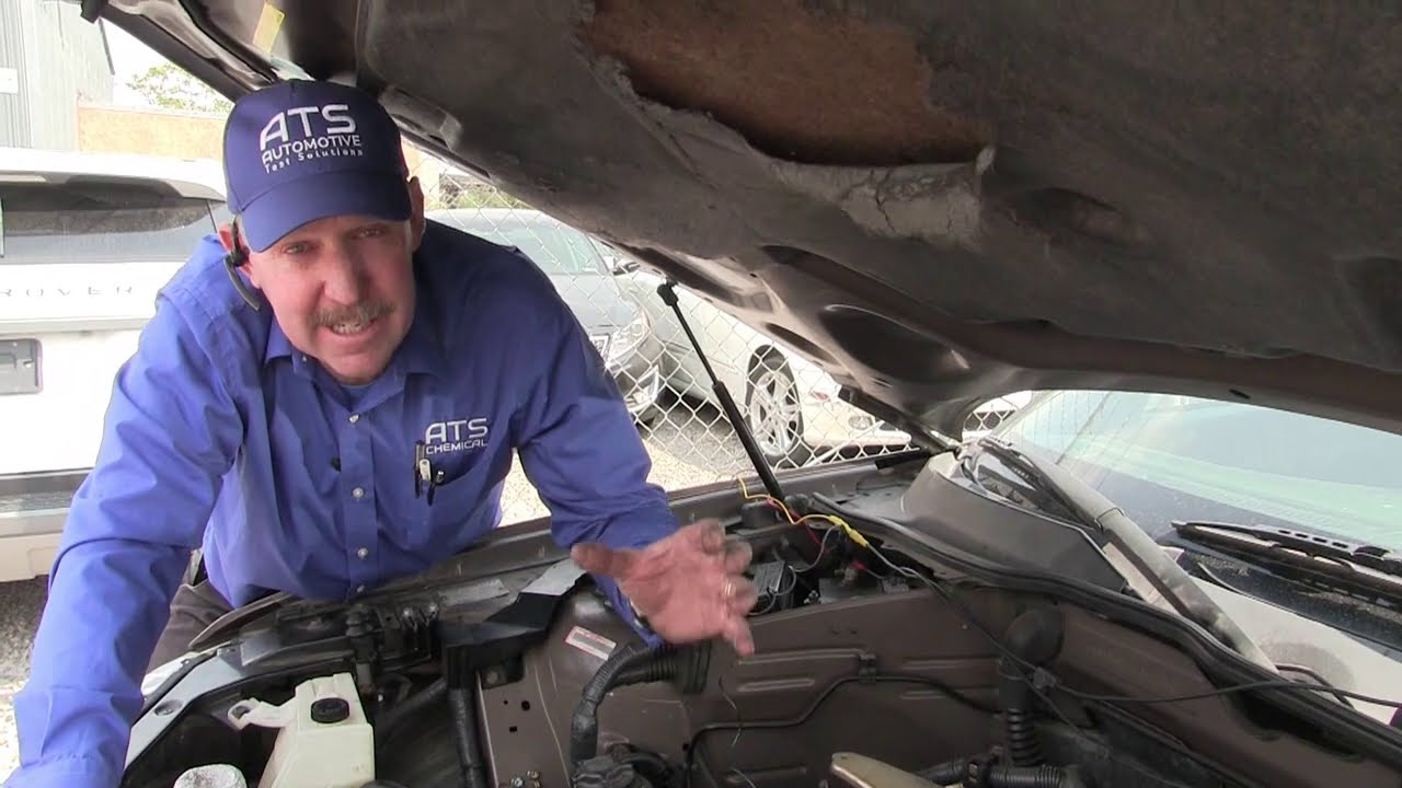 See How To Diagnose an Engine with a High Idle on a 2004 Infinity FX45 With Fault Code P0507