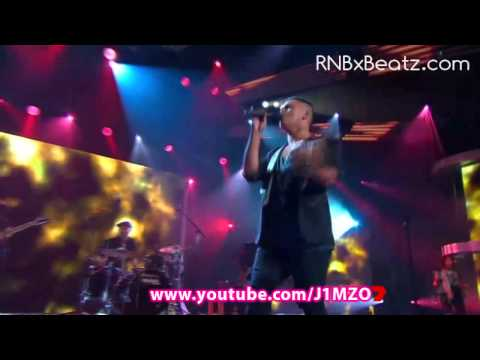 "Stan Walker performing ""Choose You"" live on The X Factor Australia"