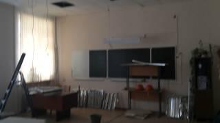 В Чебоксарах в классной комнате лицея во время перемены обвалился потолок(, 2015-02-05T10:05:08.000Z)