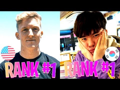 This Is The Korean Tfue In Fortnite...