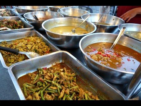 Thong Sala - Koh Phangan - Food Market, Walking Street Market, Pier, City