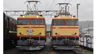 【終着駅アナウンス】大井川鐵道E34特別列車と撮影ツアー