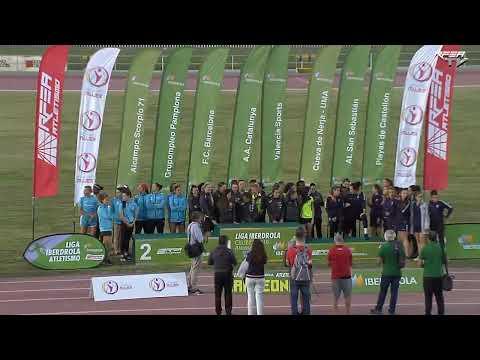 La Liga Iberdrola Atletismo - Final Título División De Honor - Zaragoza