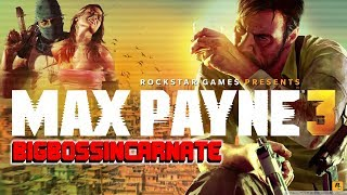 Max Payne 3 PC | Old School Difficulty