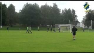 Sista träningen innan AIK-Kalmar FF