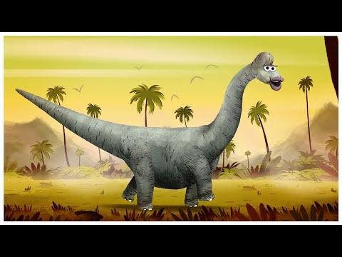 """""""Apatosaurus,"""" Dinosaurs Songs by StoryBots"""