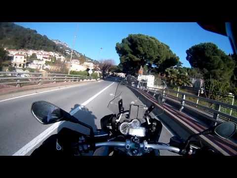 retour Nice Monaco