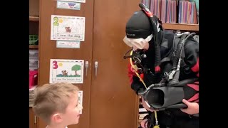 Scuba Diving into Mystery Reader