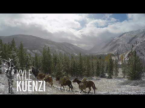 Bob Marshall Wilderness Elk Hunt