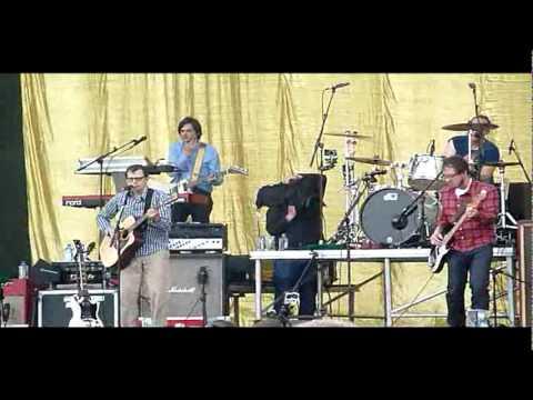 Weezer PARANOID ANDROID OXEGEN 2011