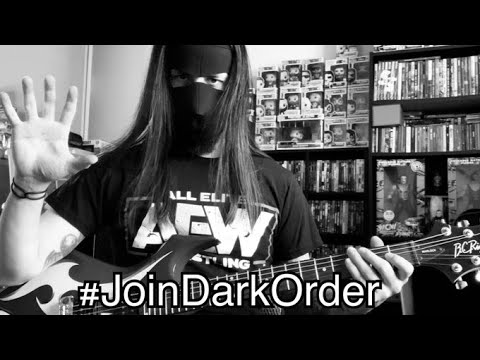 """Dark Order """"Join Us"""" AEW Theme Guitar Cover"""