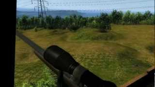 The hunter  2012 PC GAME PLAY FULL HD  LİKE PLEASE 1080 HD