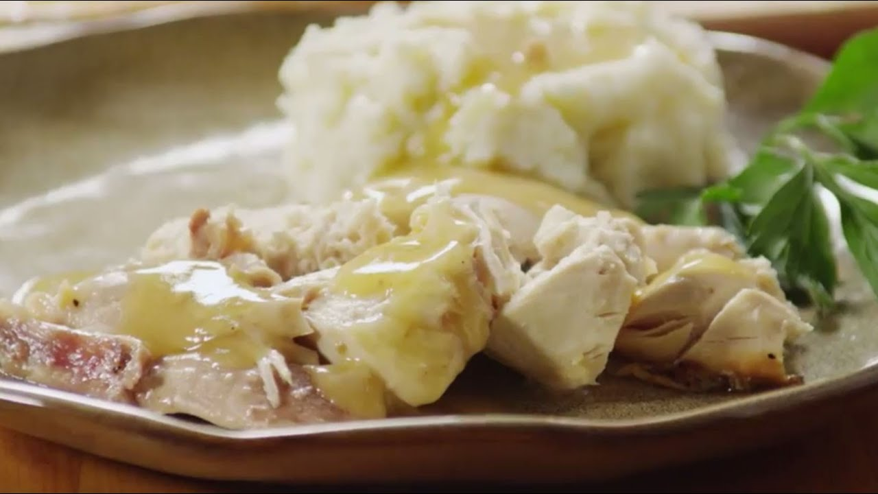 How to make roast chicken chicken recipes allrecipes youtube how to make roast chicken chicken recipes allrecipes forumfinder Images
